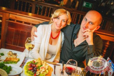Владимир Кузьмин в «Максимилианс» Новосибирск, 12 мая 2016 - Сеть ресторанов «Максимилианс» - 24