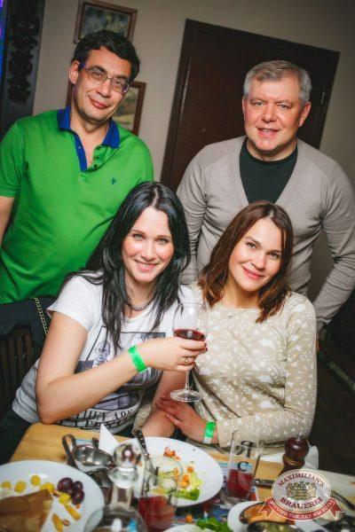 Владимир Кузьмин в «Максимилианс» Новосибирск, 12 мая 2016 - Сеть ресторанов «Максимилианс» - 28