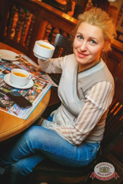 Владимир Кузьмин в «Максимилианс» Новосибирск, 12 мая 2016 - Сеть ресторанов «Максимилианс» - 30