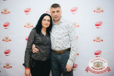 Владимир Кузьмин в «Максимилианс» Красноярск, 24 мая 2018 - Сеть ресторанов «Максимилианс» - 33