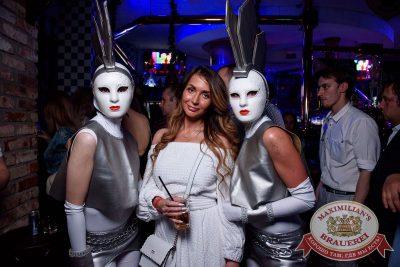 «Дыхание ночи»: White Show. Dj Baur в «Максимилианс» Тюмень, 30 июля 2018 - Сеть ресторанов «Максимилианс» - 37