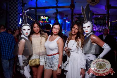 «Дыхание ночи»: White Show. Dj Baur в «Максимилианс» Тюмень, 30 июля 2018 - Сеть ресторанов «Максимилианс» - 38