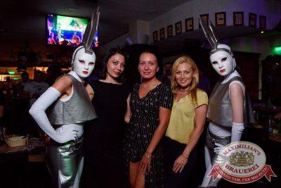 «Дыхание ночи»: White Show. Dj Baur в «Максимилианс» Тюмень, 30 июля 2018 - Сеть ресторанов «Максимилианс» - 43