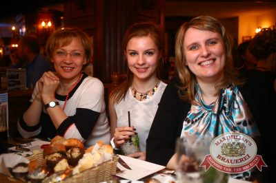 Ёлка в «Максимилианс» Екатеринбург, 2 апреля 2014 - Сеть ресторанов «Максимилианс» - 18