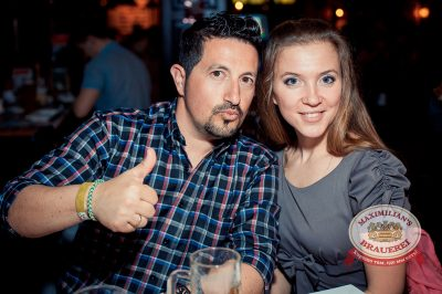 Ёлка в «Максимилианс» Самара, 12 марта 2014 - Сеть ресторанов «Максимилианс» - 25