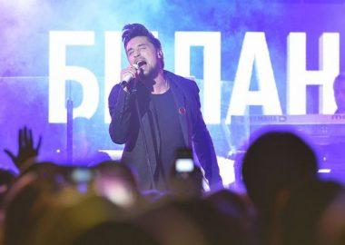Дима Билан в«Максимилианс» Уфа, 14октября2015