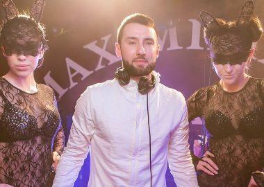 «Дыхание ночи»: DjRelanium в«Максимилианс» Новосибирск, 17февраля2017
