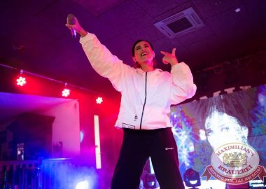 Елена Темникова в«Максимилианс» Красноярск, 19апреля2017