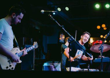 Группа «Пицца» в«Максимилианс» Челябинск, 13ноября2014