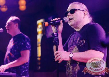 Группа «Рок-острова» в«Максимилианс» Челябинск, 25января2018