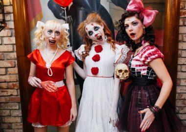 Halloween. Вечеринка помотивам фильма «Оно» в«Максимилианс» Челябинск, 28октября2017