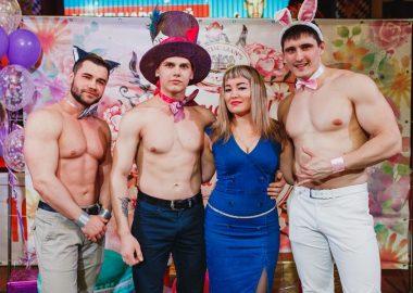 Международный женский день в«Максимилианс» Челябинск, 8марта2018