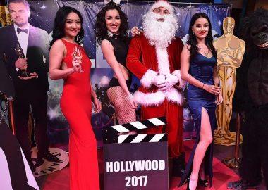 Новый год 2017: Hollywood в«Максимилианс» Уфа, 1января2017