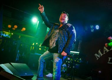 «Руки вверх» в«Максимилианс» Новосибирск, 2июля2015