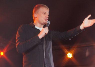 StandUp: Комиссаренко иЩербаков в«Максимилианс» Екатеринбург, 6декабря2017