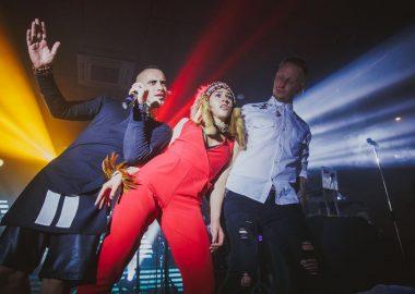 Вечеринка EUROMIX. Специальный гость: IOWAв«Максимилианс» Красноярск, 21июля2016