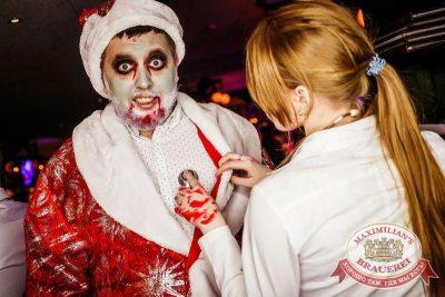 «Дыхание ночи»: Sergey Riga на Halloween-вечеринке в стиле зомби Новый год! 30 октября 2015 - Ресторан «Максимилианс» Новосибирск - 03