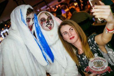«Дыхание ночи»: Sergey Riga на Halloween-вечеринке в стиле зомби Новый год! 30 октября 2015 - Ресторан «Максимилианс» Новосибирск - 05