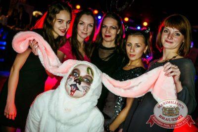 «Дыхание ночи»: Sergey Riga на Halloween-вечеринке в стиле зомби Новый год! 30 октября 2015 - Ресторан «Максимилианс» Новосибирск - 08