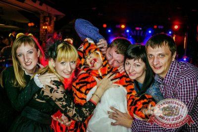 «Дыхание ночи»: Sergey Riga на Halloween-вечеринке в стиле зомби Новый год! 30 октября 2015 - Ресторан «Максимилианс» Новосибирск - 09