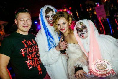 «Дыхание ночи»: Sergey Riga на Halloween-вечеринке в стиле зомби Новый год! 30 октября 2015 - Ресторан «Максимилианс» Новосибирск - 10