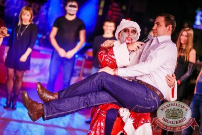 «Дыхание ночи»: Sergey Riga на Halloween-вечеринке в стиле зомби Новый год! 30 октября 2015 - Ресторан «Максимилианс» Новосибирск - 11