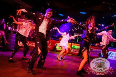«Дыхание ночи»: Sergey Riga на Halloween-вечеринке в стиле зомби Новый год! 30 октября 2015 - Ресторан «Максимилианс» Новосибирск - 15