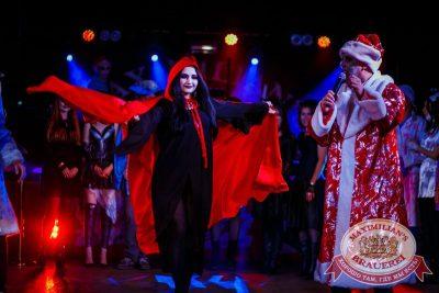 «Дыхание ночи»: Sergey Riga на Halloween-вечеринке в стиле зомби Новый год! 30 октября 2015 - Ресторан «Максимилианс» Новосибирск - 19
