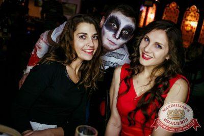 «Дыхание ночи»: Sergey Riga на Halloween-вечеринке в стиле зомби Новый год! 30 октября 2015 - Ресторан «Максимилианс» Новосибирск - 31