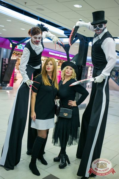 Halloween: второй день шабаша. Бал у Сатаны, 31 октября 2015 - Ресторан «Максимилианс» Новосибирск - 04