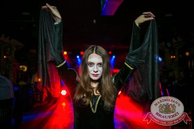 Halloween: второй день шабаша. Бал у Сатаны, 31 октября 2015 - Ресторан «Максимилианс» Новосибирск - 08