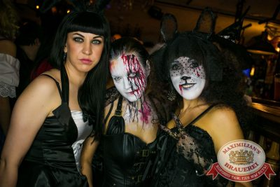 Halloween: второй день шабаша. Бал у Сатаны, 31 октября 2015 - Ресторан «Максимилианс» Новосибирск - 24