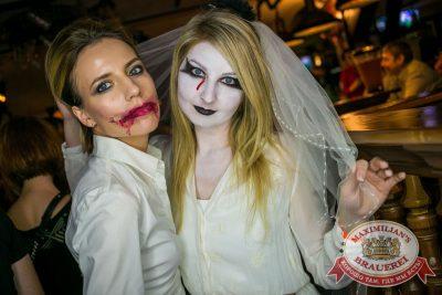 Halloween: второй день шабаша. Бал у Сатаны, 31 октября 2015 - Ресторан «Максимилианс» Новосибирск - 32