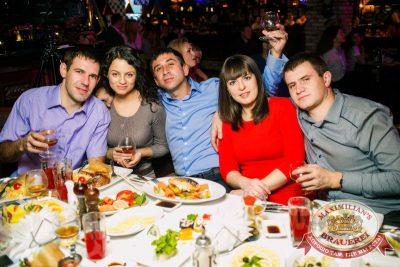 IOWA, 5 ноября 2015 - Ресторан «Максимилианс» Новосибирск - 30