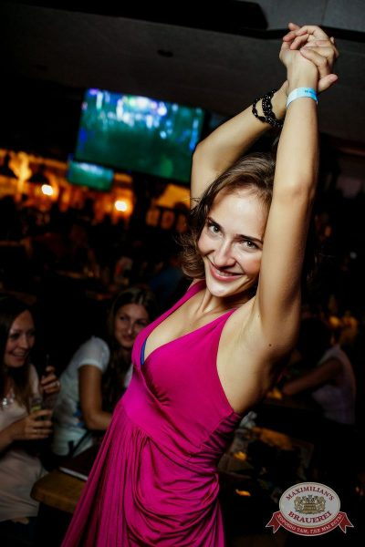 «Дыхание ночи»: Полгода нового года, 9 июля 2016 - Ресторан «Максимилианс» Новосибирск - 18
