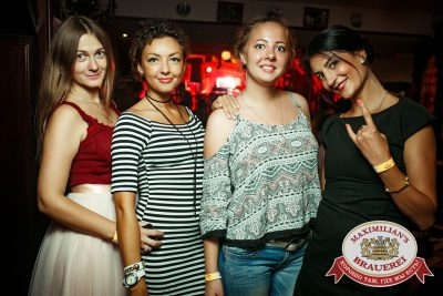 Дима Билан, 17 июля 2016 - Ресторан «Максимилианс» Новосибирск - 23