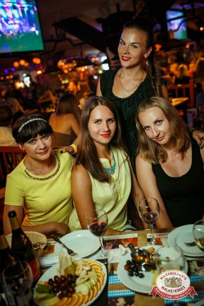 Дима Билан, 17 июля 2016 - Ресторан «Максимилианс» Новосибирск - 25