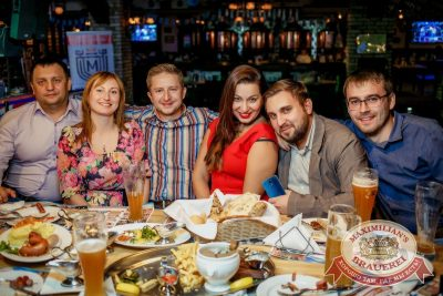 «Октоберфест-2016»: конкурс «Мистер Бавария», 29 сентября 2016 - Ресторан «Максимилианс» Новосибирск - 28