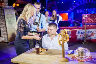 «Октоберфест-2016»: Закрытие фестиваля. Выбор Короля и Королевы (финал), 1 октября 2016 - Ресторан «Максимилианс» Новосибирск - 8