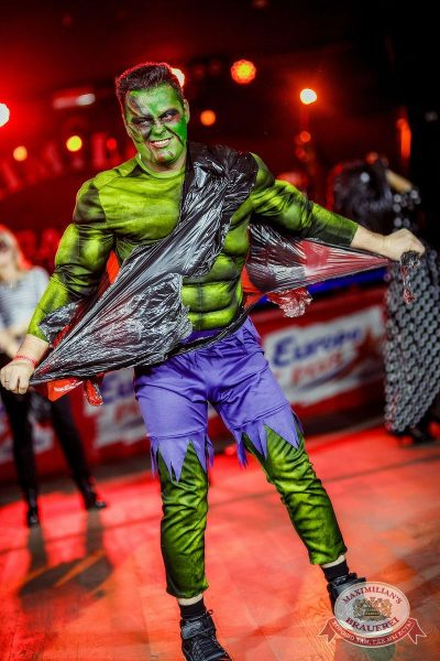 Halloween: хоррор клиника, 29 октября 2016 - Ресторан «Максимилианс» Новосибирск - 20