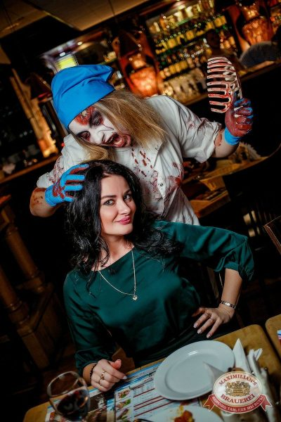 Halloween: хоррор клиника, 29 октября 2016 - Ресторан «Максимилианс» Новосибирск - 33
