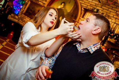 Похмельная вечеринка и Dj Denis Rublev, 1 января 2017 - Ресторан «Максимилианс» Новосибирск - 005