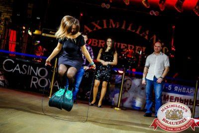 Похмельная вечеринка и Dj Denis Rublev, 1 января 2017 - Ресторан «Максимилианс» Новосибирск - 016