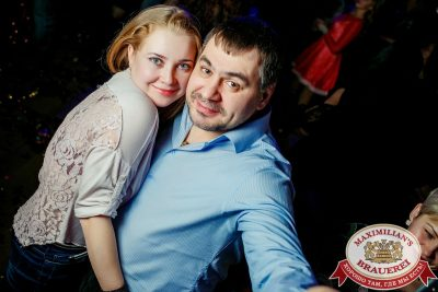 Похмельная вечеринка и Dj Denis Rublev, 1 января 2017 - Ресторан «Максимилианс» Новосибирск - 044