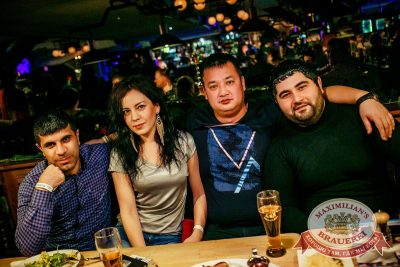 День защитника Отечества, 23 февраля 2017 - Ресторан «Максимилианс» Новосибирск - 25