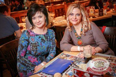 День рождения «Максимилианс»! Специальный гость: Елена Темникова, 20 апреля 2017 - Ресторан «Максимилианс» Новосибирск - 48
