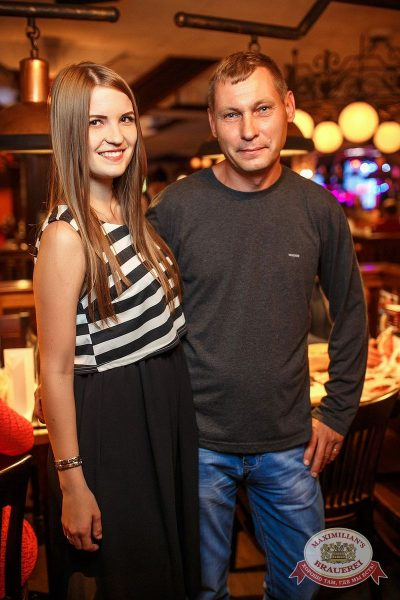 Владимир Кузьмин, 7 июня 2017 - Ресторан «Максимилианс» Новосибирск - 20