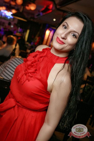 «Дыхание ночи»: Рашен Колбашен, 9 июня 2017 - Ресторан «Максимилианс» Новосибирск - 20