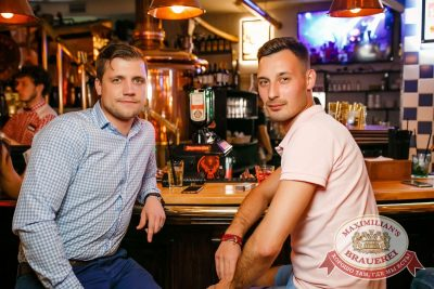 «Дыхание ночи»: Спайдер Найт, 8 июля 2017 - Ресторан «Максимилианс» Новосибирск - 17