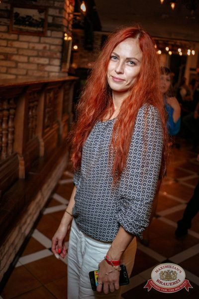 «Дыхание ночи»: Dj Stylezz (Москва), 25 августа 2017 - Ресторан «Максимилианс» Новосибирск - 22